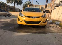 For sale 2016 Yellow Elantra