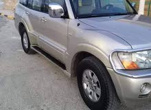 For sale 2006 Gold Pajero