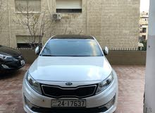 KIA 5 FULL 2013  a complete test pearly white