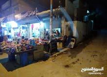 محل للايجار في مخيم الحسين شارع 26 علوي