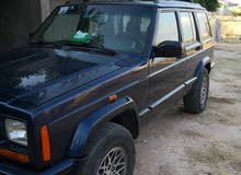 Blue Jeep Cherokee 1999 for sale