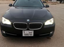BMW 535 made in 2012 for sale