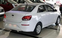 White Kia Pegas 2020 for sale