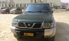 +200,000 km Nissan Patrol 1998 for sale