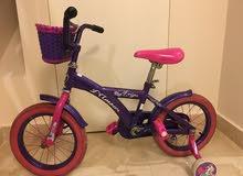 دراجة بناتى