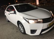Toyota Corolla 2014 Oman car automatic
