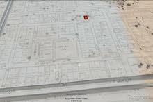 فرصة للبيع ارض 600م في املج مسورة وعليها تصريح بناء