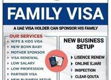 TENANCY (ijari) CONTRACT AND FAMILY VISA SERVICES