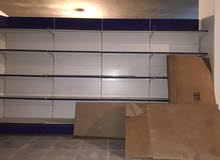 we have a Shelves Used available for sale