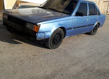 Manual Blue Toyota 1983 for sale