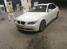 BMW 530 2005 For sale - White color