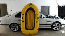 قارب مطاطي نوع فاخر اصلي