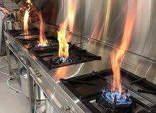 تجهيز مطاعم ومطابخ رئيسيه