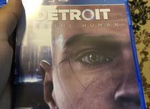 شريط ديترويت Detroit become human  للبيع مستخدم