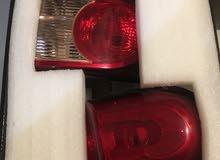 Toyota FJ rear lights