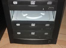 ناسخة أقراص 4 سواقات  duplicator 4 drives