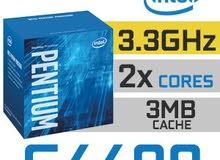 INTEL Pentium  G4400 3.3GHZ 3MB CACHE PROCESSOR