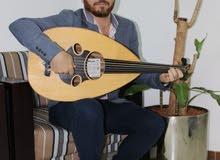 00971557447667 عازف عود ومطرب في دبي والإمارات كافة - Oud player and Singer in Dubai and UAE -