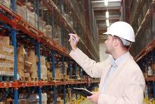 مطلوب امين مستودعات لمصنع مواد غذائية في سحاب