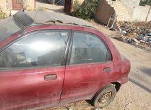 Gasoline Fuel/Power   Mazda 121 1997