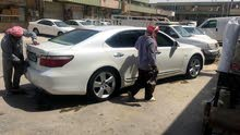 Lexus LS 2007 For sale - White color
