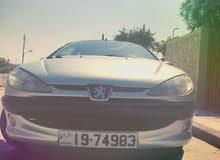 Peugeot 206 2002 For sale - Silver color