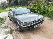Toyota Corolla 1991 for sale in Irbid