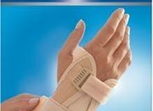 دعامة لمعصم اليد ومفصل الرسغ قابلة