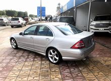 Mercedes Benz C 230 car for sale 2006 in Tripoli city