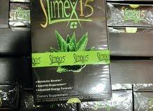 منحف #سلمكس15 slimex15#  النيوزلندي الطبيعي %100  المنحف الاول عالميآ يعتبر