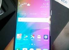 جهاز LG Q6+  شبه جديد  مع كامل اغراضو الاصلية وكفاله