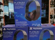 PlayStation platinum 7.1 headset available in gamer zone
