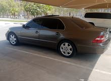 For sale Lexus LS car in Ajman