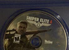 ps4 games, العاب بلاستيشن 4.sniper elite,watch dogs 2