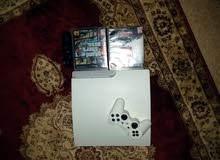 A clean New Playstation 3 available for immediate sale.