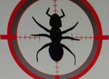 شركة الضياء الليبية لأعمال النظافة العامةومكافحة جميع أنواع الحشرات وغيرها فى بنغازي