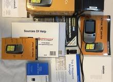 جهاز GPS تحديد الموقع Garmin eTrex Vista HCx