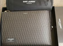 Authentic YSL Pouch. New with All inclusions.