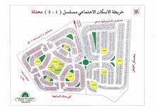 ارض بموقع مميز للبيع بحدائق اكتوبر