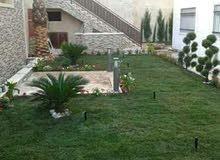 العفيف لتنسيق الحدائق المنزلية 0772165860