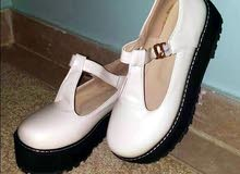 Gothic Lolita Shoes White
