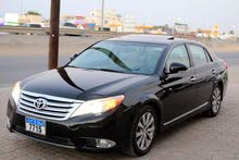 Black Toyota Avalon 2011 for sale
