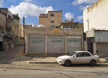 مخيم الحسين شارع 6 العلوي الشارع الرئيسي