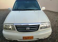 Used condition Suzuki Vitara 2002 with +200,000 km mileage