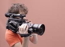 مطلوب مصور فيديو يجيد المونتاج بشكل مميز