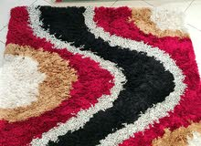 carpet 2 pieces perfect condition/ سجاد موكيت قطعتين