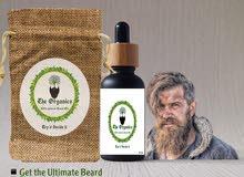 The Organics Beard Oil