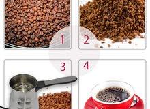 كاتل القهوة الاستانلس من سوكاني