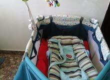كرسي متارجح للأطفال قابل للارتفاع