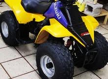 Quadbike suzzuki 80cc